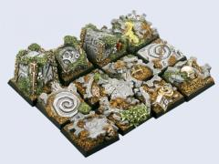 20x20mm Mystic - Square Bases