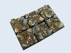 40x40mm Graveyard - Square Bases