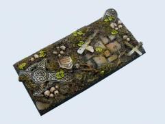 50x100mm Graveyard - Chariot Base