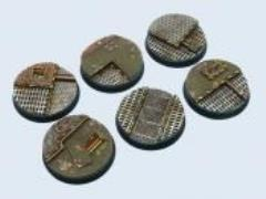 32mm Tech - Round Bases