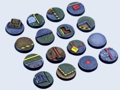 25mm Tech - Round Bases