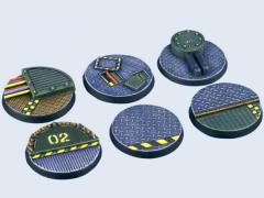 40mm Tech - Round Bases