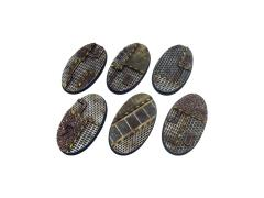 60mm Tech- Oval Bases