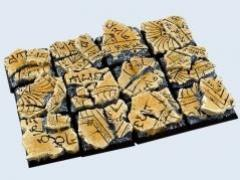 25x25mm Temple - Square Bases