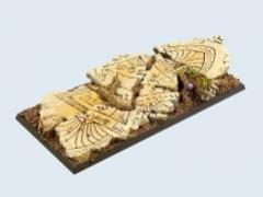 50x100mm Temple - Chariot Base