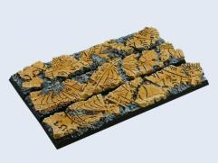100x20mm Temple - Regiment Bases