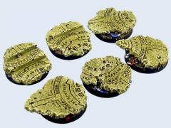 40mm Temple - Round Bases