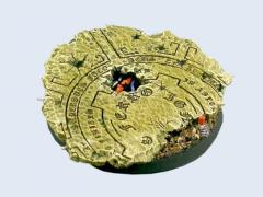 60mm Temple - Round Base #1