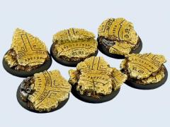 40mm Temple - Warmachine Round Bases