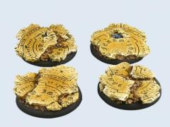 50mm Temple - Warmachine Round Base