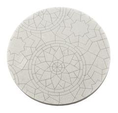 100mm Mosaic - Round Base