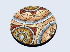 60mm Mosaic - Round Base