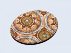 120mm Mosaic - Ellipse Base