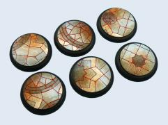 40mm Mosaic - Warmachine Round Bases