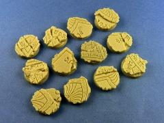25mm Shrine - Round Bases