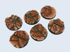 40mm Shrine - Round Bases