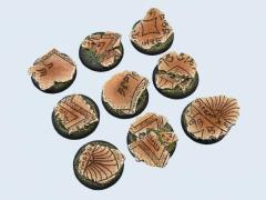 30mm Shrine - Warmachine Round Bases