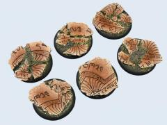 40mm Shrine - Warmachine Round Bases