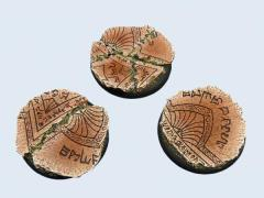 50mm Shrine - Warmachine Round Bases