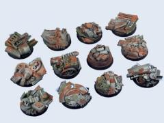 25mm Trash - Round Bases