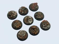 30mm Trash - Warmachine Round Bases