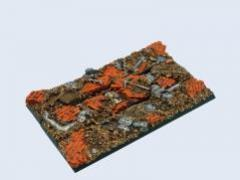 100x20mm Old Factory - Regiment Bases