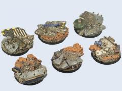 40mm Old Factory - Round Bases