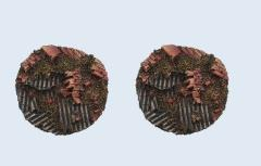 """2"""" Old Factory - Round Bases"""