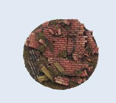 """3"""" Old Factory - Round Bases"""