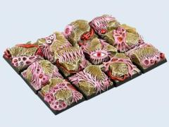25x25mm Infested - Square Bases