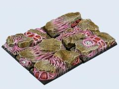 25x50mm Infested - Cavalry Bases