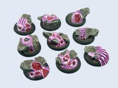 30mm Infested - Warmachine Round Bases