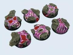 40mm Infested - Warmachine Round Bases