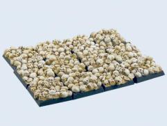 25x25mm Skull - Square Bases