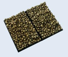 50x75mm Skull - Cavalry Bases