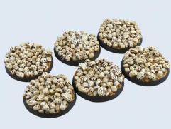 40mm Skull - Round Bases