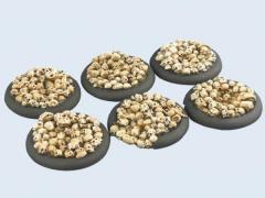 40mm Skull - Warmachine Round Bases