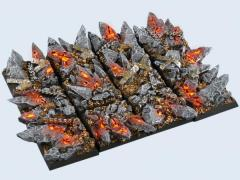 25x25mm Chaos - Square Bases