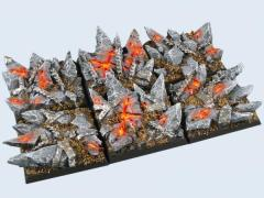 40x40mm Chaos - Square Bases