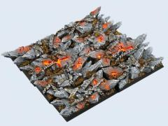 50mm Chaos - Cavalry Bases