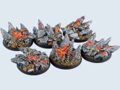 40mm Chaos - Round Bases