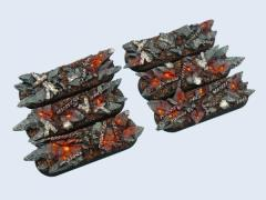 25x70mm Chaos - Bike Bases