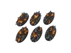 60mm Chaos - Ellipse Bases
