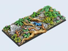 50x100mm Jungle - Chariot Base