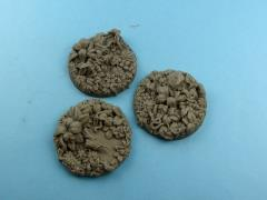 50mm Jungle - Round Bases