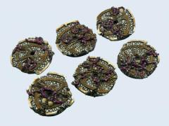 30mm Dark Temple - Flying Round Bases