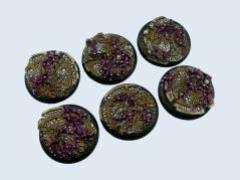 40mm Dark Temple - Warmachine Round Bases