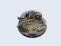 60mm Trench - Round Base #1