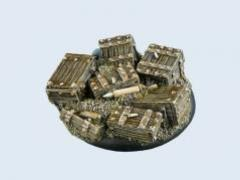 50mm Trench - Round Base #1