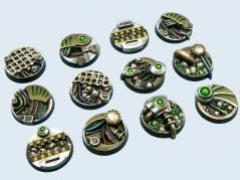 25mm BioTech - Round Bases